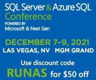 SQL Server & AzureSQL 2021-12